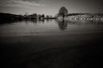 Ruhr / Flusslandschaft by Dominic von Stösser