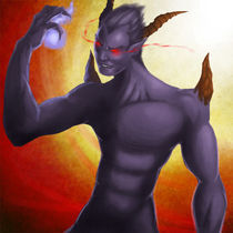 Soul for Devil by Israel Beswayan