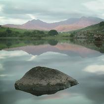 Llynnau Mymbyr by John Kiely