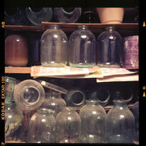 Empty jars by Sergei Chervakov
