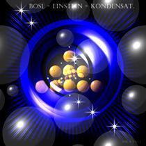 """""""Bose - Einstein"""" Kondensat. by Bernd Vagt"""