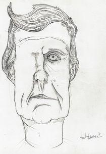 Jeff Daniels by Aaron M. Johnson