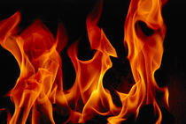 Fire Flames von Andrea Capano