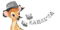 Boyarsky+Bambi=Bambyarsky von Andrew Fedorov