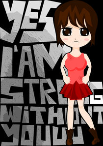 Iam-strong-without-you