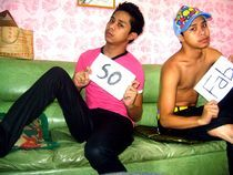 Twin or Not? von Anthony Baluyot
