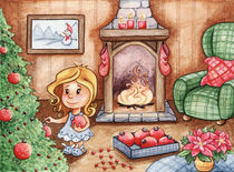 Christmas by Ilona Sula