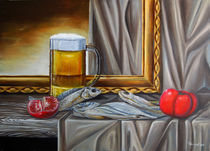 Beer and roaches von Alexander Chebotaryov