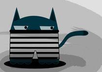 prisoner cat von Nimas Arum