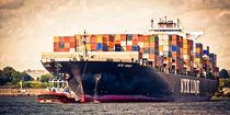 nyk line cargo ship by Philipp Kayser