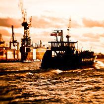 harbour ferry boat von Philipp Kayser