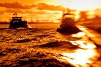 ferry boat by Philipp Kayser