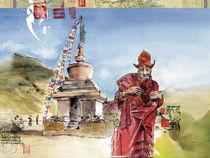 Tibet oriental von Kuizin studio