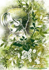 color green by Nicole Schmidt