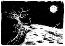 Full moon von Lukasz Okólski