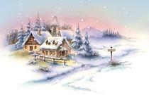 Wintertraum von E. Axel  Wolf