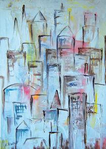 Skyline von E. Axel  Wolf