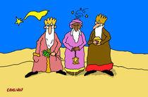 die heiligen 3 Könige von E. Axel  Wolf