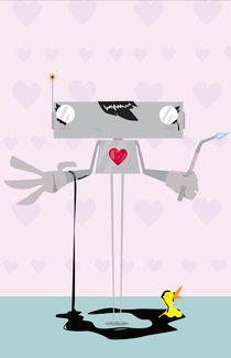 Emobot's robo-cide. by Gabriel Contreras