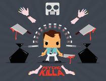 Psycho Killa von Gabriel Contreras