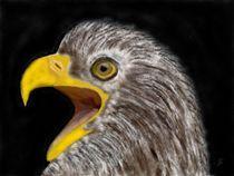 Adler by theresa-malerei
