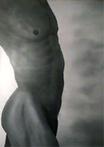 Skulptur-Ölmalerei by theresa-malerei