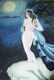 Druidess by streamfairy