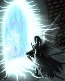 Lucifer by Alexander Mandel