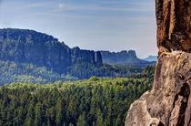 Land der Steine und Wälder von Wolfgang Dufner