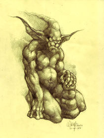Creature 2. Evil Spirit, In The Names Of Baal von widaypanca