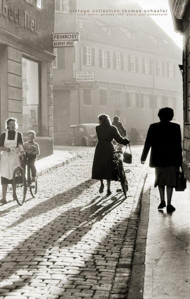 Strassenszene2-1954