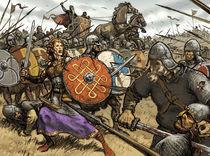The Shieldmaiden von christian-hoejgaard