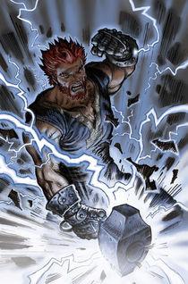 Thor von christian-hoejgaard