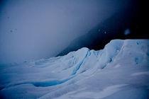 Snow storm @ Glaciar Perito Moreno (Argentina) by mahura