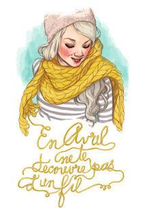 En Avril... von Paule Trudel Bellemare