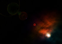 space background by ozy ardiansyah