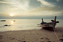 Thai sunset by Thomas Cristofoletti