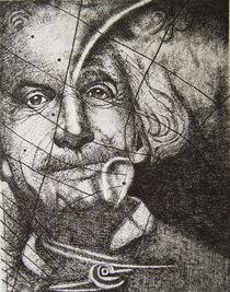 Albert Einstein by Damaride Marangelli