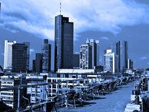 Skyline Frankfurt by Thomas Brandt