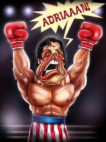 Rocky-caricature