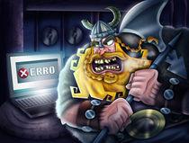 Viking Computer by Renan Lima