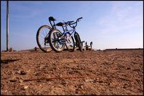 Bikes in Cabimas by David Hernández-Palmar