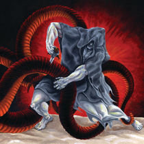 The Avenger by Rebecca Magar