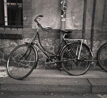 Bicycle: Berlin by Ron Greer