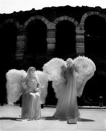 Angels by Ivan Aleksic