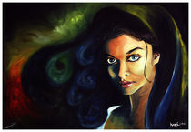 Dreamy Eyes- Aishwarya by tamagna ghosh