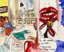 Lipstick Ladies von Elsa Neves
