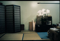 JAPAN - THE ROOM OF THE CALLIGRAPHER by FILIPPO PARTESOTTI