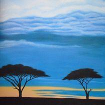 african landscape by Katja Finke