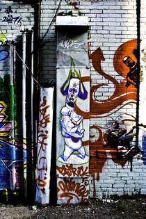 street art by Julio Guajardo